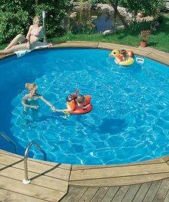 piscina metalica rotunda 4